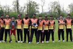 Winning team for 2019