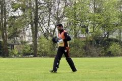Not a happy batsman